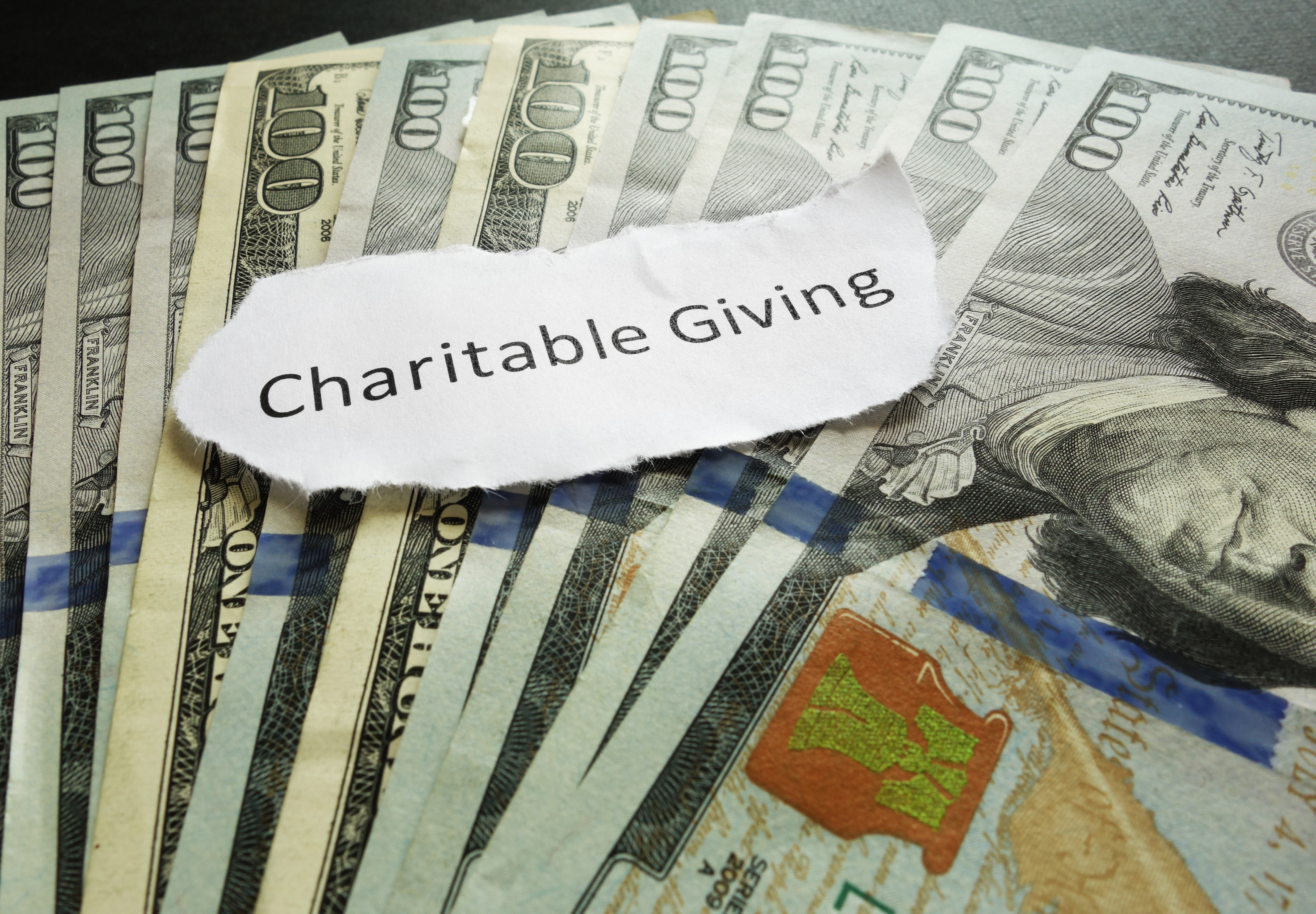 How donors pick charities
